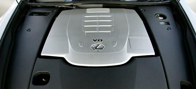 Lexus Engine Recall