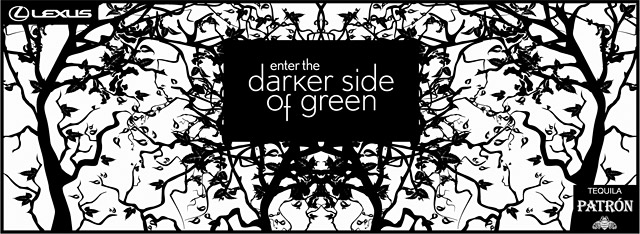 Lexus Darker Side of Green