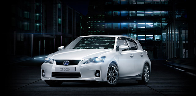 Lexus CT 200h Dark Ride