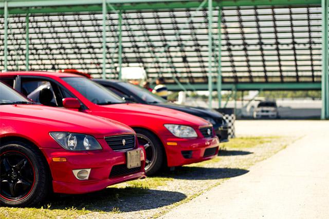 Lexus Toronto Mega Meet