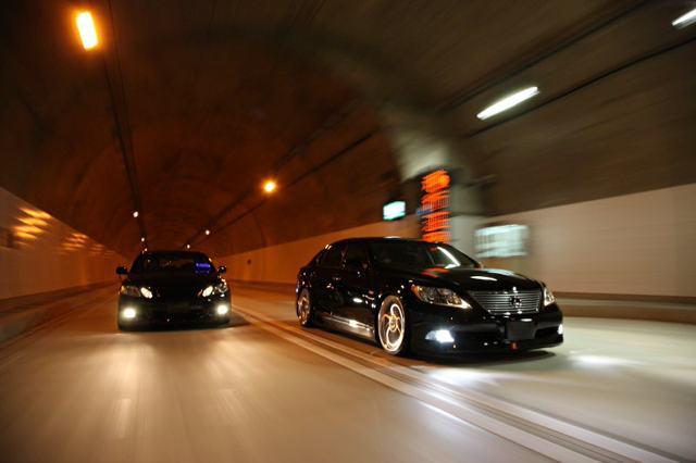 VIP Lexus LS & GS