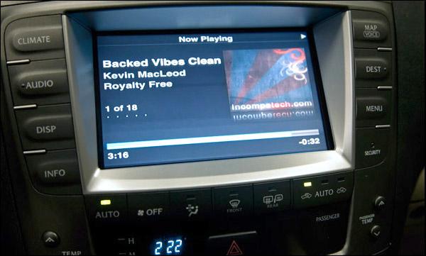 VAIS Tech SL2iC iPod Integration