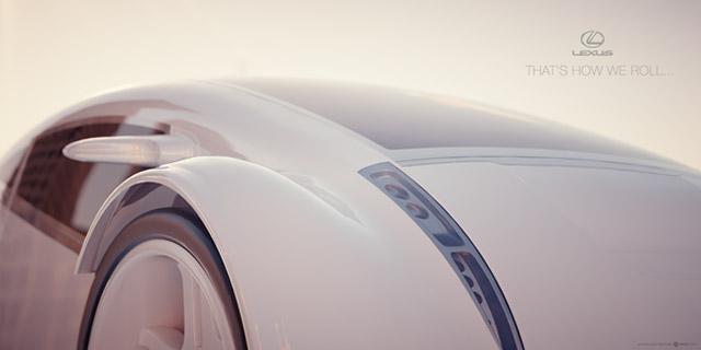 Lexus 2054 Ad Sample 1