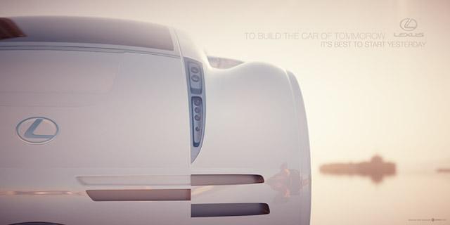 Lexus 2054 Ad Sample 2