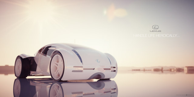 Lexus 2054 Ad Sample 3