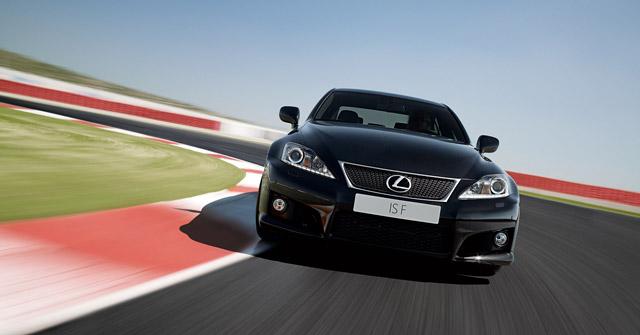 2011 Lexus IS F Details