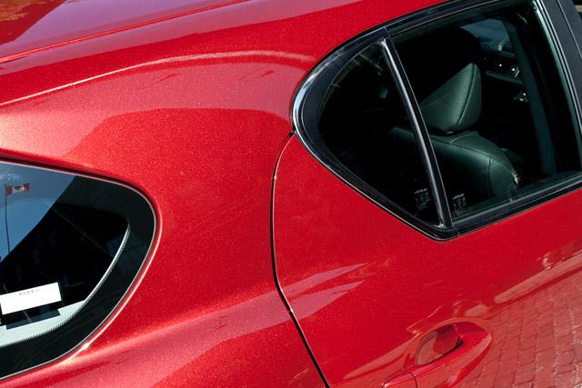 Lexus CT 200h Rear Door Hinge