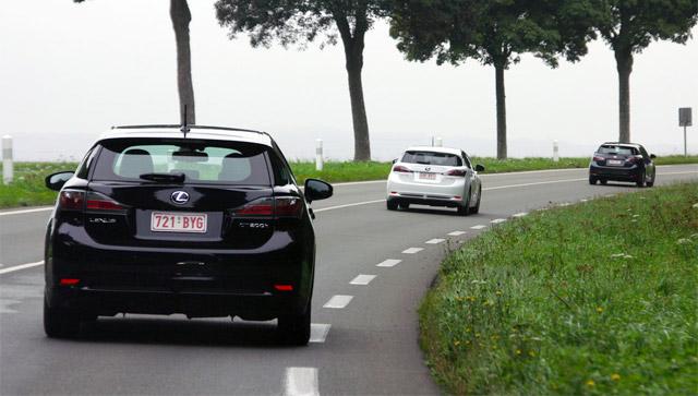 Lexus CT 200h Autoblog