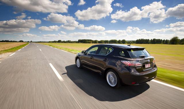 Lexus CT 200h Automobile Magazine