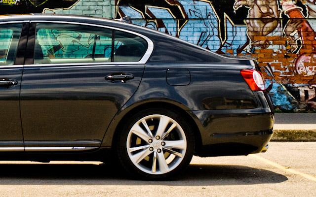 2010 Lexus GS 450h Wheels