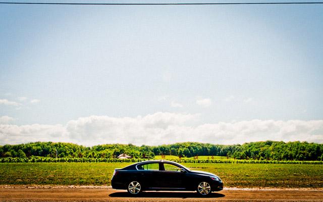 2010 Lexus GS 450h Wire