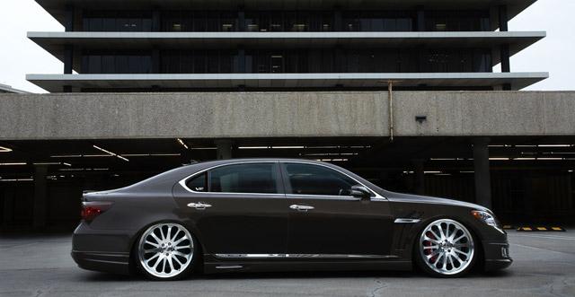 Lexus LS 600hL by VIP