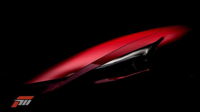 Lexus LFA in Forza 3 Dark
