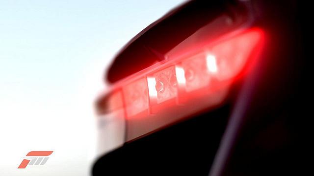 Lexus LFA in Forza 3 Rear Light