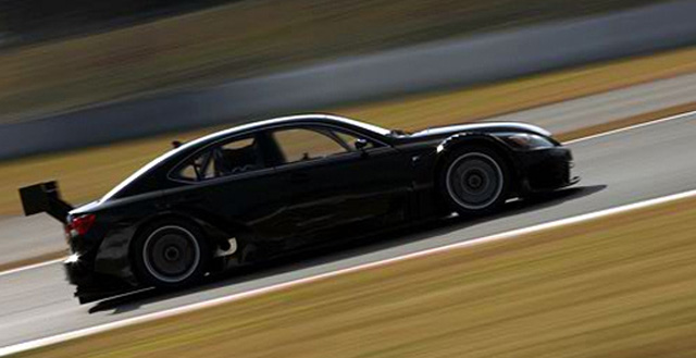 Lexus IS F Entering V8 Supercars