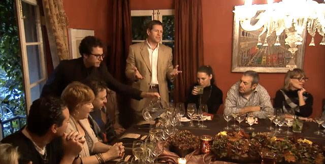 Lexus Dinner with Mark Templin