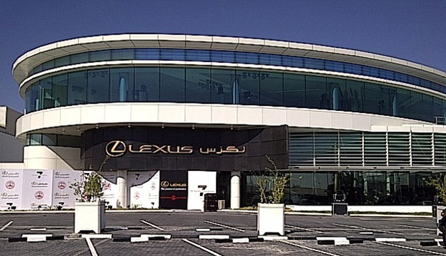 Lexus Kuwait Dealership