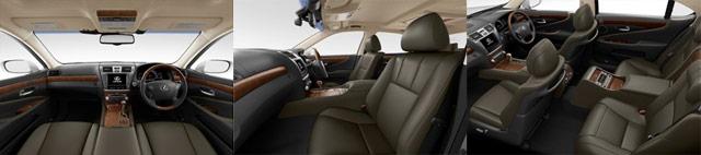 Lexus LS L-Select Olive