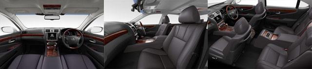 Lexus LS L-Select Iris