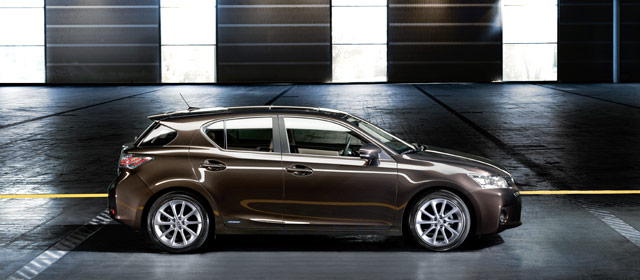 Lexus CT 200h Pricing