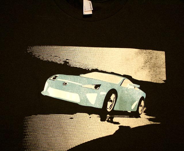 Lexus LFA T-Shirt