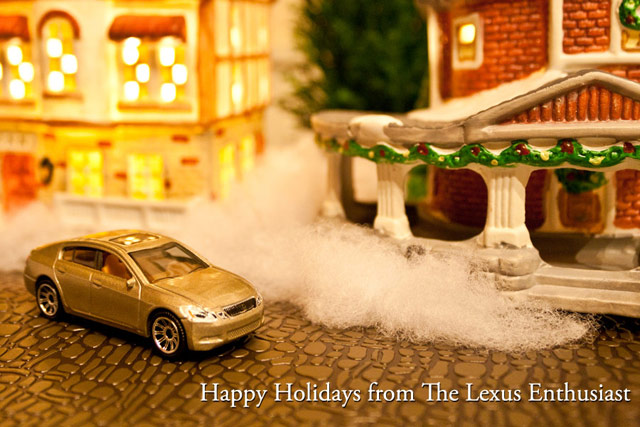 TLE 2010 Christmas Card
