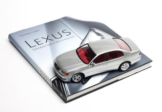 Lexus GS First Gen Die-cast Model
