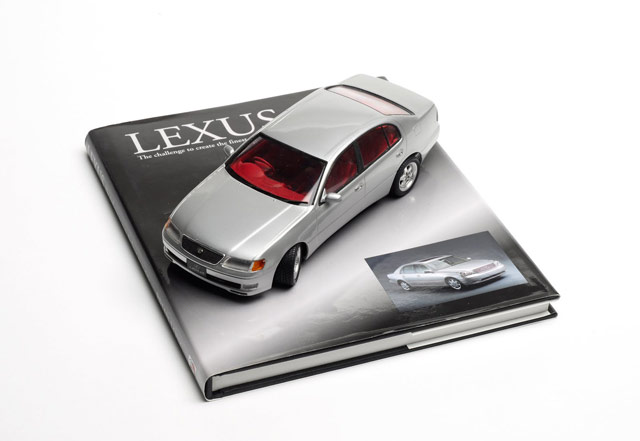 Lexus GS First Generation Die-Cast Model