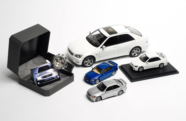 Lexus IS 200/300 Die-cast models