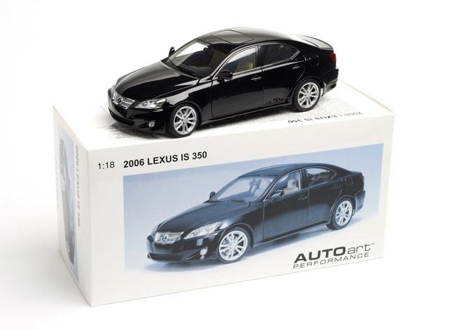 Lexus IS 350 Die-Cast Car
