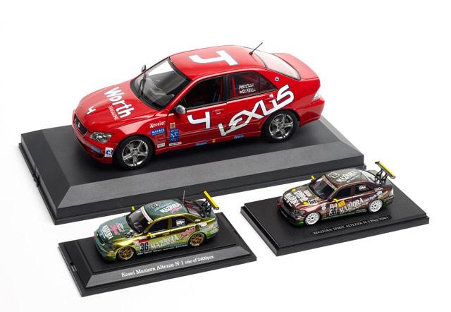 Lexus IS Japanese GT Racing