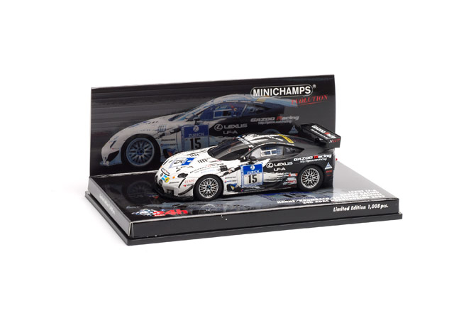 Lexus LFA Die-Cast Model