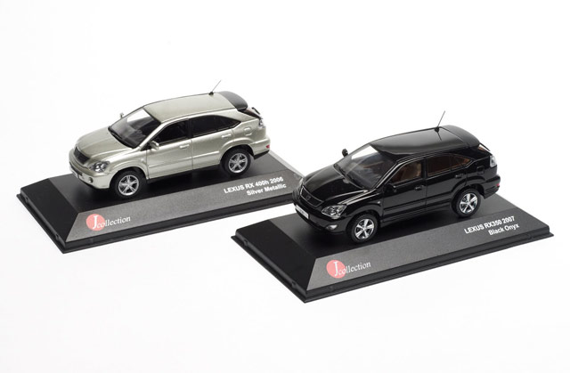 Lexus RX 350 & RX 400h Die-Cast Model