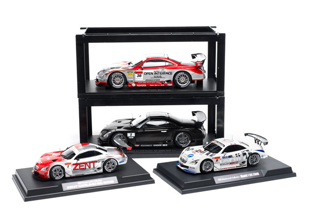 Lexus SC 430 Die-cast Models Racing GT