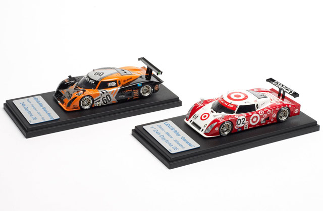 Lexus SC Racing Daytona Grand Am Die-cast