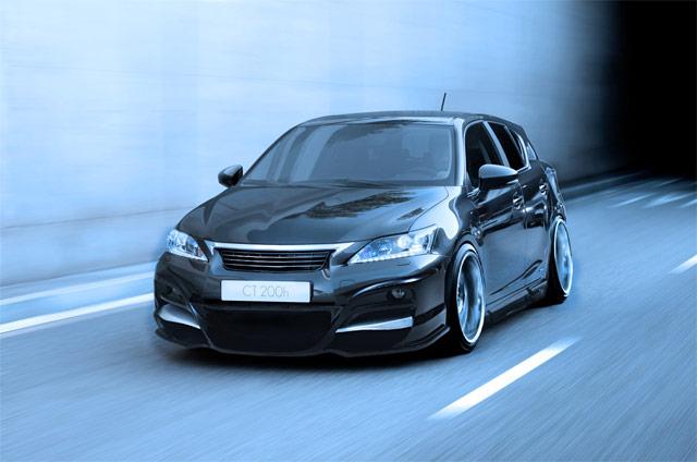 VIP Lexus CT 200h