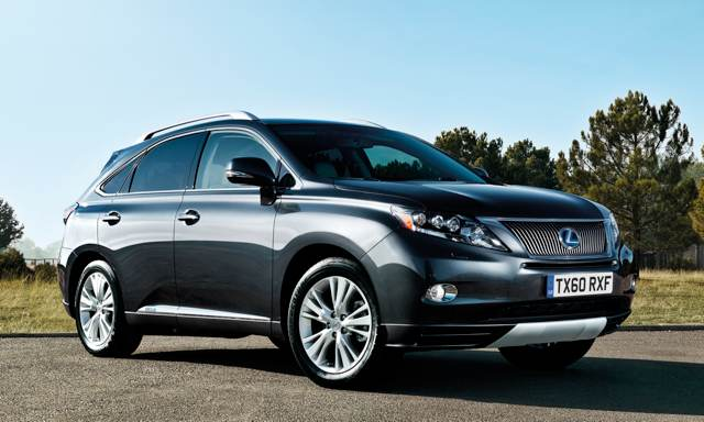 Lexus RX 450h SE-I Edition from UK
