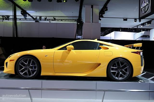 Lexus LFA at NAIAS