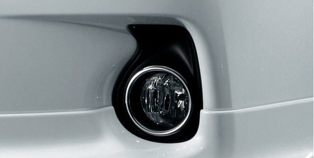 Lexus CT 200h Modellista LED Foglights
