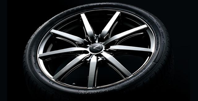 Lexus CT 200h Modellista 18-inch Wheels