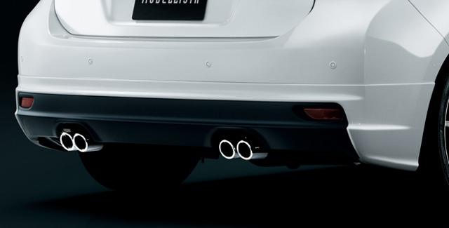 Lexus CT 200h Modellista Body Kit Rear Diffuser