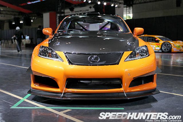 Lexus IS F CCS-R Racing Concept