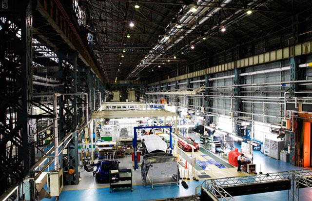 Lexus LFA Motomachi Assembly Plant