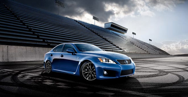 Lexus IS Precision Tour