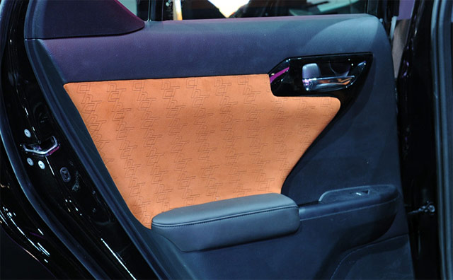 Lexus Project CT by Five Axis Interior Print