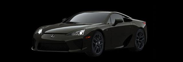 KREW Lexus LFA