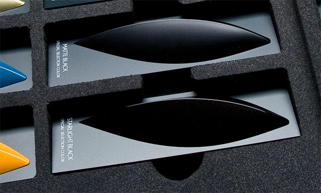 Lexus LFA Starlight Black