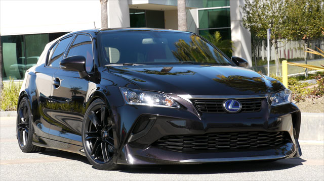Lexus Project CT by Five Axis
