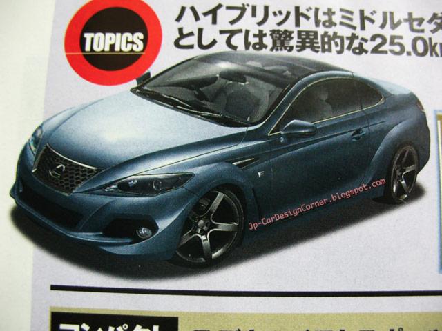 2013 Lexus IS-F Convertible