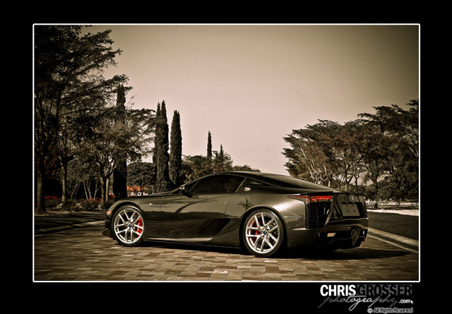 005 Lexus LFA by Chris Grosser